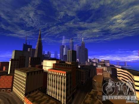New San Fierro V1.4 для GTA San Andreas третий скриншот