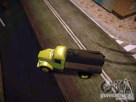 ГАЗ 51 Ассинизатор для GTA San Andreas вид слева