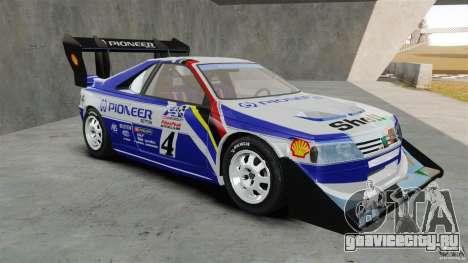 Peugeot 405 T16 Pikes Peak для GTA 4