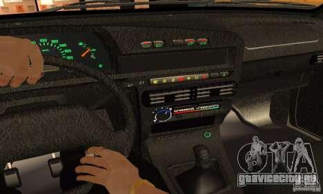 Ваз 2113 Люкс v.1.0 для GTA San Andreas вид сзади