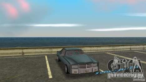 Esperanto HD для GTA Vice City вид справа