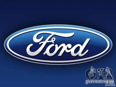 Загрузочные экраны Ford для GTA San Andreas второй скриншот