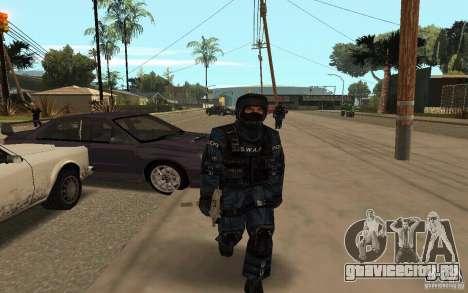 Alternative urban для GTA San Andreas второй скриншот