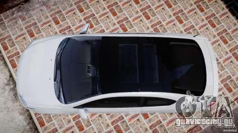 Toyota Scion tC 2.4 Stock для GTA 4 вид справа