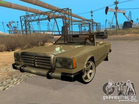 New Feltzer для GTA San Andreas