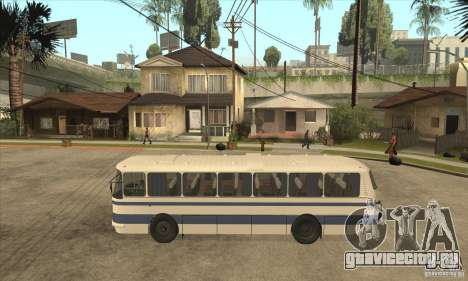 ЛАЗ 699Р (98-02) для GTA San Andreas вид слева