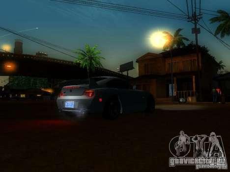 BMW Z4 M 07 для GTA San Andreas вид сбоку