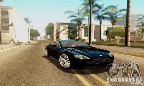 Aston Martin V12 Vantage для GTA San Andreas