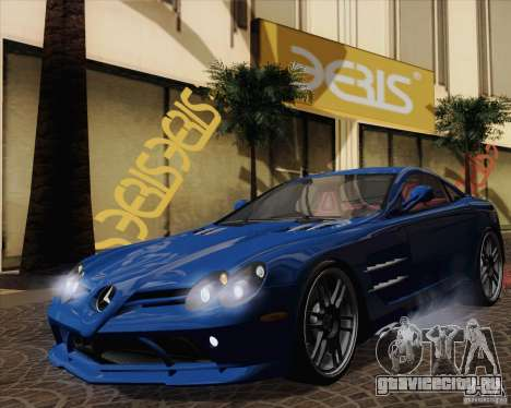 Optix ENBSeries для средних ПК для GTA San Andreas