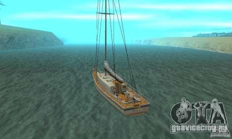 Marquis HD для GTA San Andreas вид сзади слева