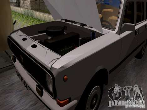 ГАЗ 24-12 SL Волга для GTA San Andreas вид сбоку