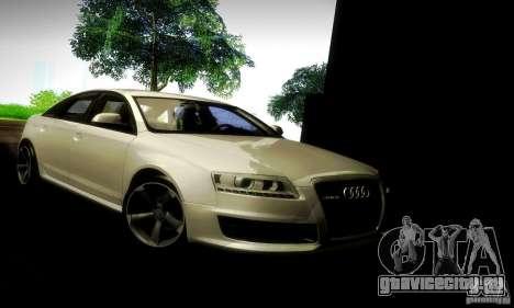 Audi RS6 TT для GTA San Andreas