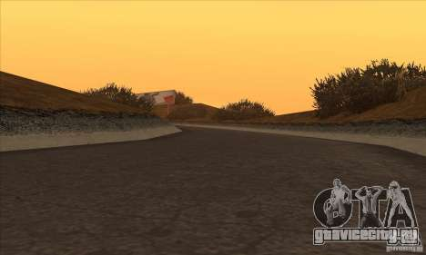 Трасса из NFS Prostreet для GTA San Andreas пятый скриншот