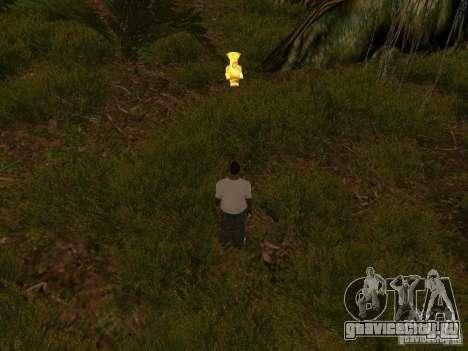 Тропический остров для GTA San Andreas шестой скриншот