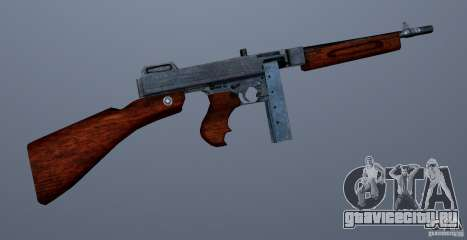 WW2 Era U.S. Weaponspack для GTA Vice City второй скриншот