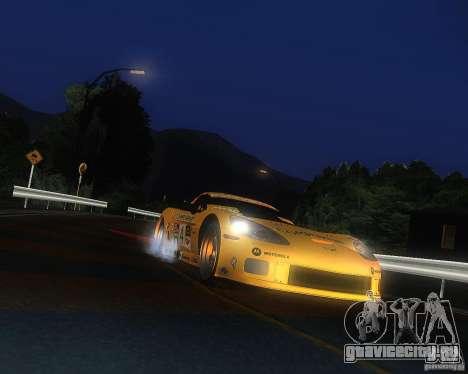 Chevrolet Corvette Drift для GTA San Andreas