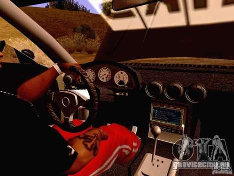 Nissan Silvia S15 By Blaze для GTA San Andreas вид справа