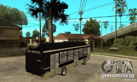 ЛиАЗ 5256 для GTA San Andreas вид справа