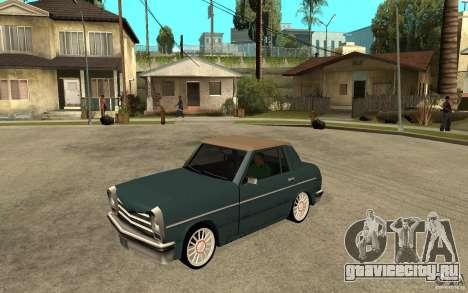 Perenial Coupe для GTA San Andreas