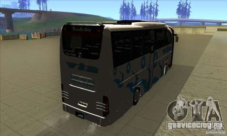 Mercedes-Benz Travego 15 SHD для GTA San Andreas вид справа