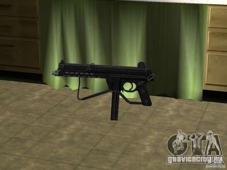 Walther MPL для GTA San Andreas