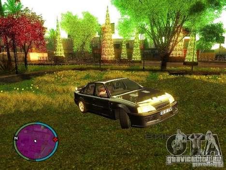 Lotus Carlton 1989 для GTA San Andreas
