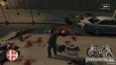 Contagium v1.2b для GTA 4 четвёртый скриншот