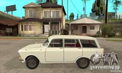 АЗЛК 427 для GTA San Andreas вид слева