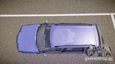 BMW 318i Touring для GTA 4 вид справа
