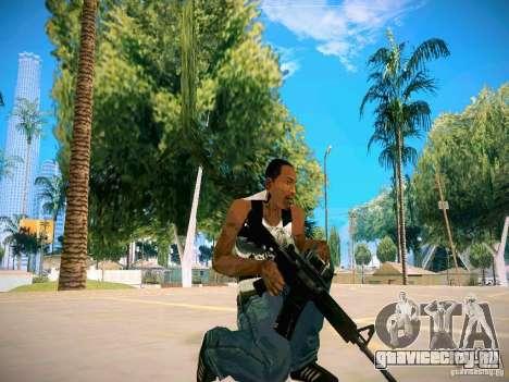HD пак оружия для GTA San Andreas шестой скриншот