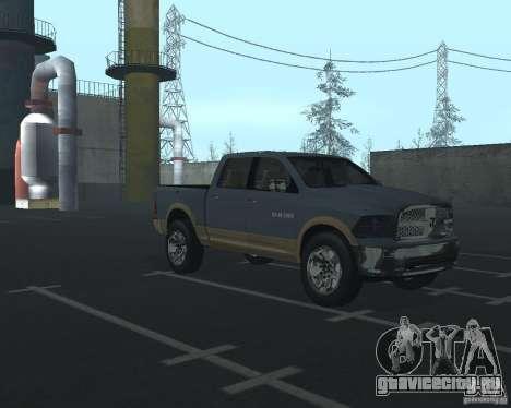 Dodge Ram Hemi для GTA San Andreas