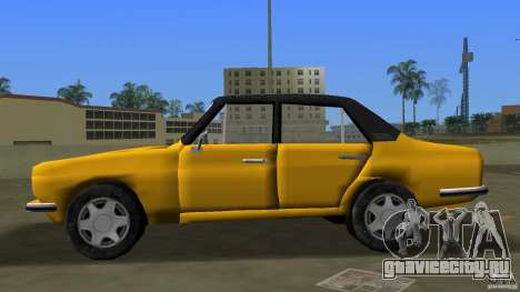 Anadol A1 SL для GTA Vice City вид слева