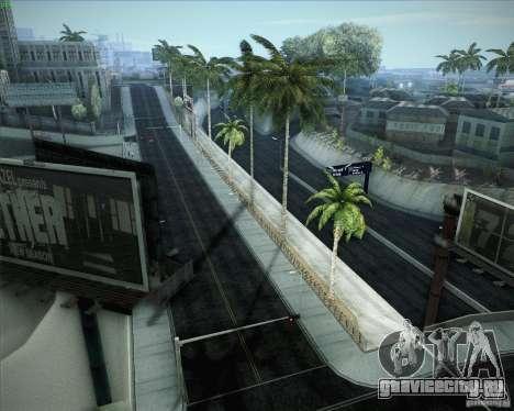 Новые дороги во всем San Andreas для GTA San Andreas девятый скриншот