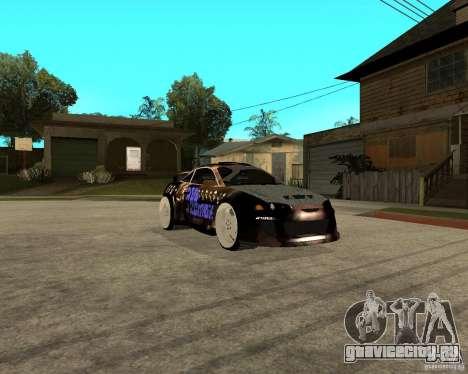 Mitsubishi Eclipse RZ 1998 для GTA San Andreas вид справа