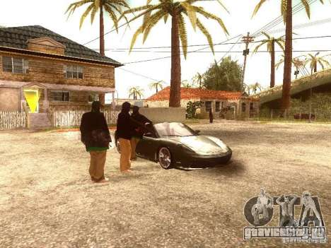 Новый Enb series 2011 для GTA San Andreas второй скриншот