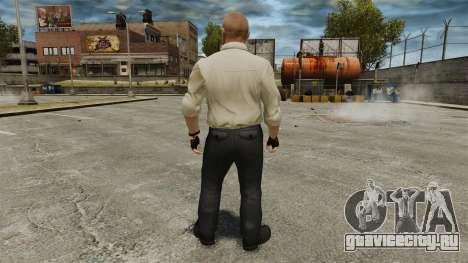 Джейсон Хадсон для GTA 4 пятый скриншот