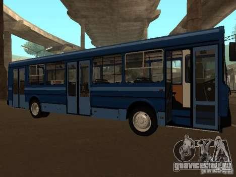 ЯАЗ 5267 для GTA San Andreas вид слева