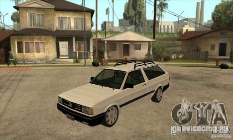 VW Parati GLS 1989 для GTA San Andreas