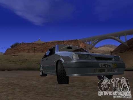 ВАЗ 2114 Tuning для GTA San Andreas