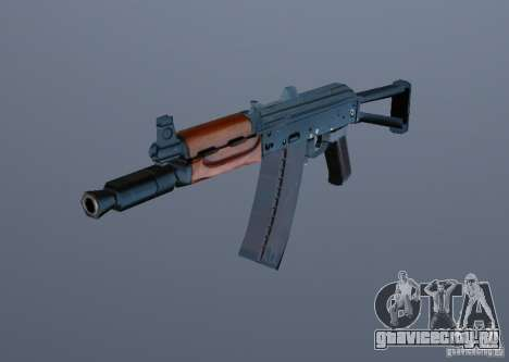 AK-74y для GTA Vice City