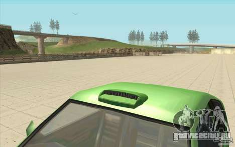 Mad Drivers New Tuning Parts для GTA San Andreas второй скриншот