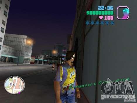 Пак новых скинов для GTA Vice City десятый скриншот