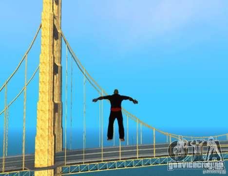 Золотые ворота для GTA San Andreas