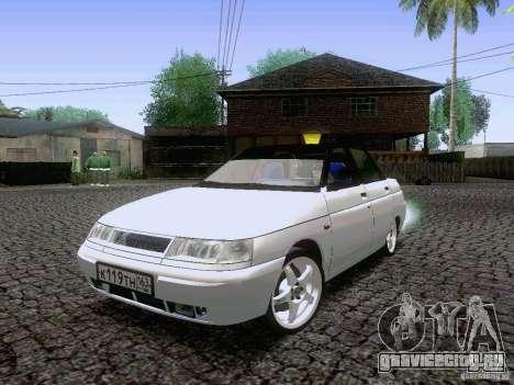 ВАЗ 21103 Maxi для GTA San Andreas вид слева
