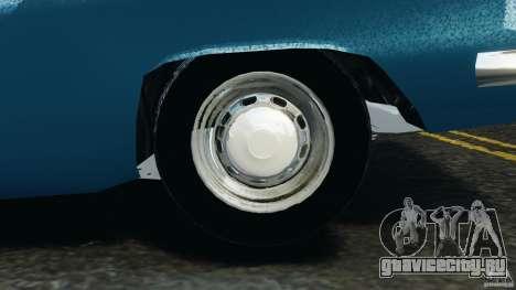 Renault Torino 380 W для GTA 4 вид сбоку