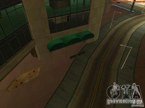 20th floor Mod V2 (Real Office) для GTA San Andreas второй скриншот