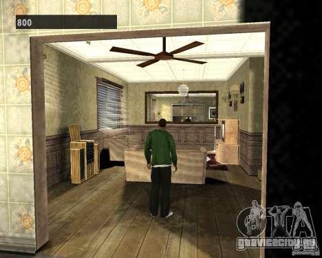 Скрытые интерьеры 3 для GTA San Andreas третий скриншот