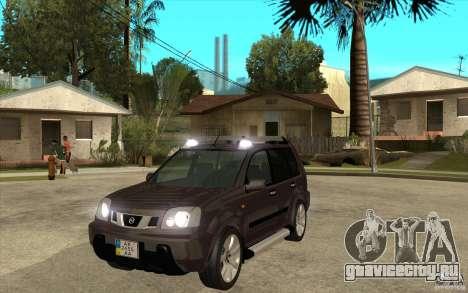 Nissan X-Trail 2001-2007 для GTA San Andreas