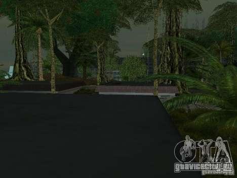 Тайна тропического острова для GTA San Andreas девятый скриншот
