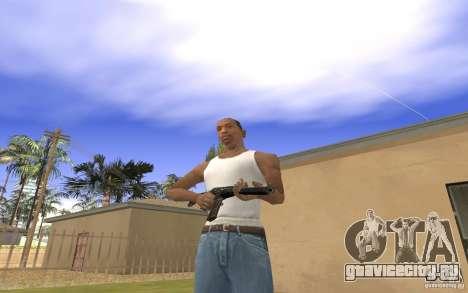 Специальный автомат ВАЛ для GTA San Andreas четвёртый скриншот